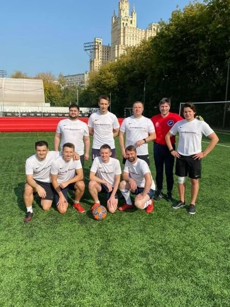 THE DEBUT OF THE FOOTBALL TEAM INFRALEX THE MOSCOW CUP AMONG LAWYERS ENDED WITH A SERIES OF PENALTIES